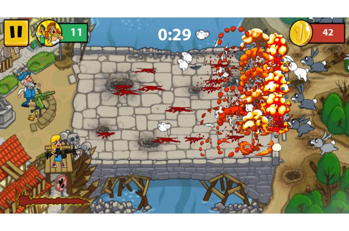 Mad Lapin 2: Apocalypse