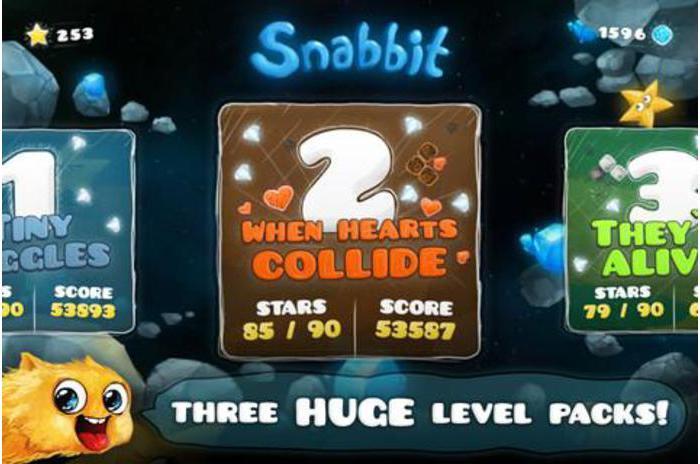 Snabbit - Snake gjenoppfunnet