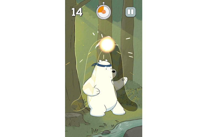 Free Fur All – We Bare Bears