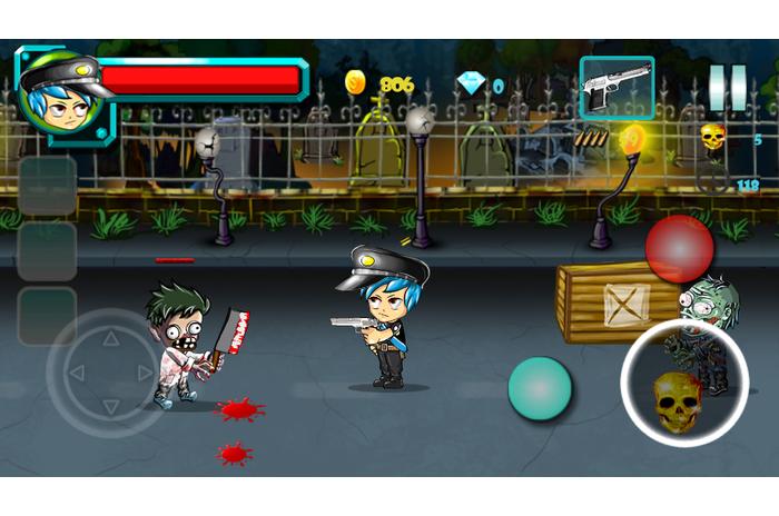 Zombie Mutiny