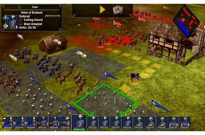 Velike Bitke Srednjovjekovni