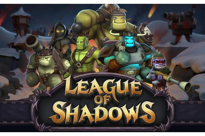 Clans Clash: League of Shadows