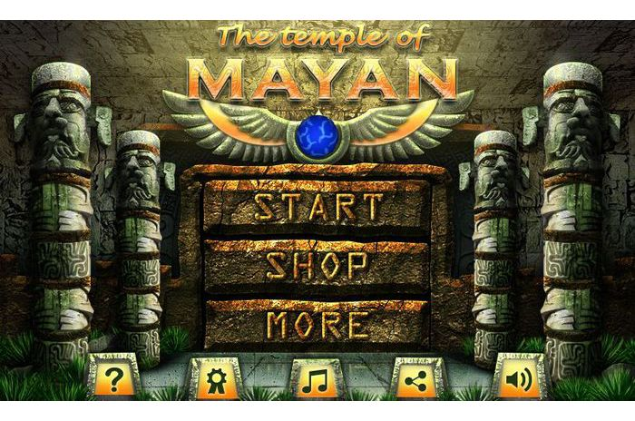 The Temple Of Mayan