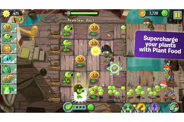 Plants vs. Zombies ™ 2