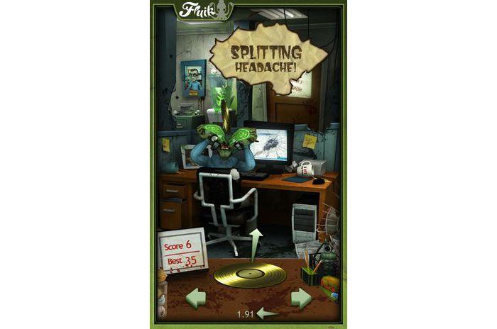 Office Zombie
