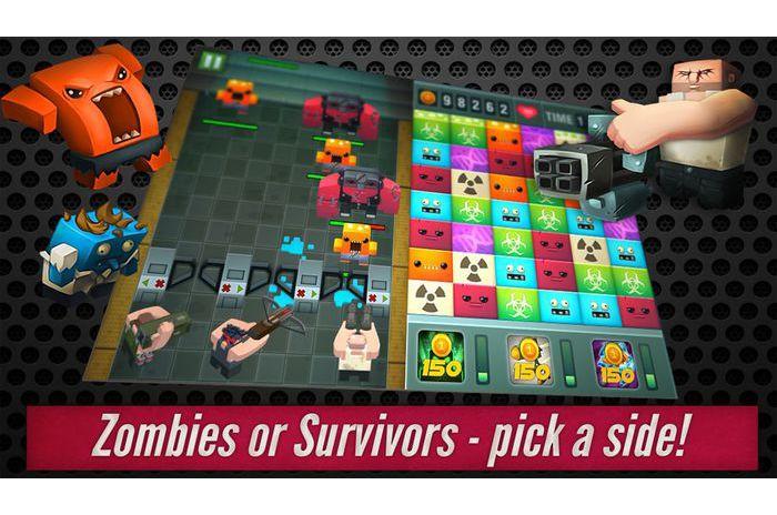Zombie Puzzle Invasion