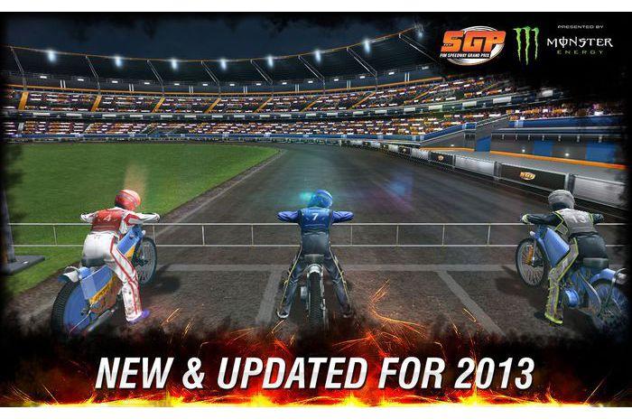 Oficiālais Spīdvejs GP 2013
