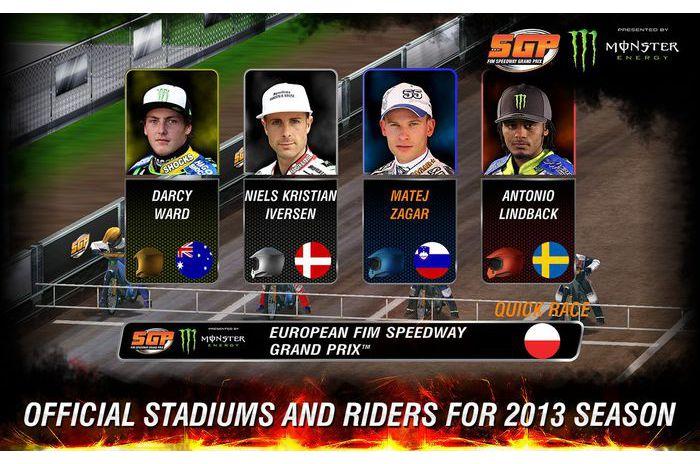 Offisiell Speedway GP 2013
