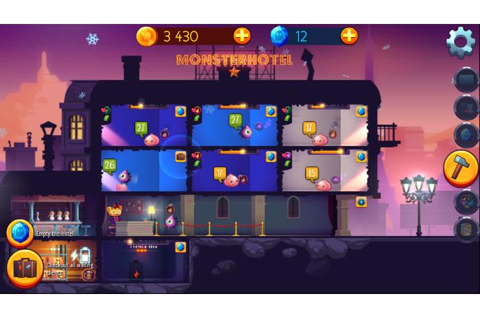 Monstro Hotel