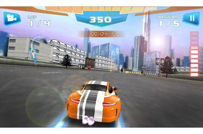 Fast Racing 3D (Быстрые гонки 3D)