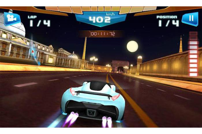 Brzi 3D Racing (Racing 3D)