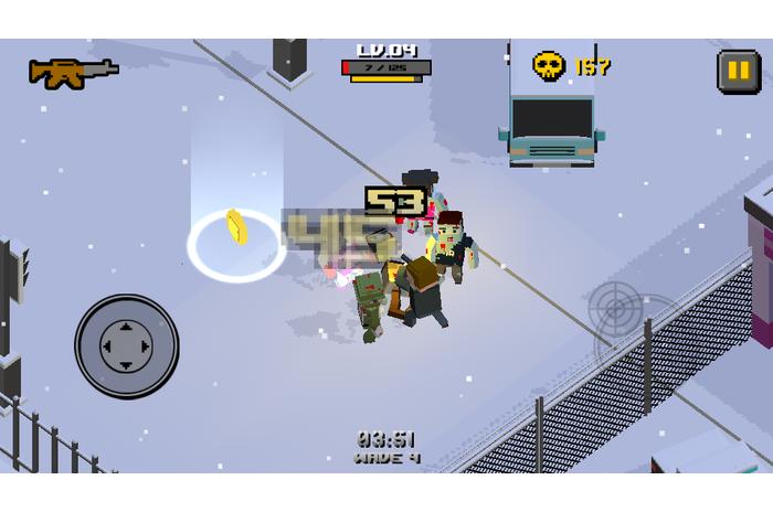Cube Guerre Zombie