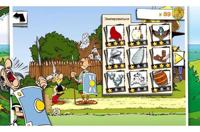 Asterix: Megaslap