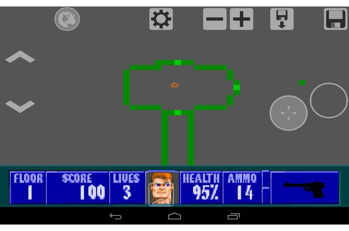 Wolfenstein 3D Touch
