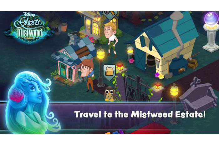 Disney's Ghosts of Mistwood