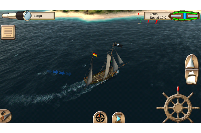 Pirate: Caraibe Hunt