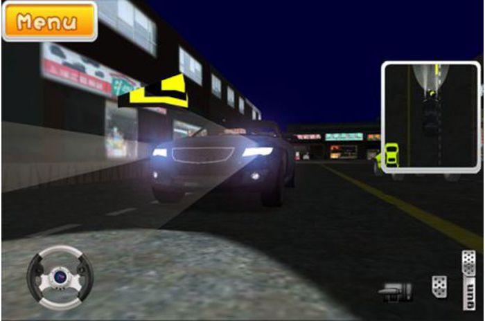 drivingschool3d (3D Vairavimo mokykla)