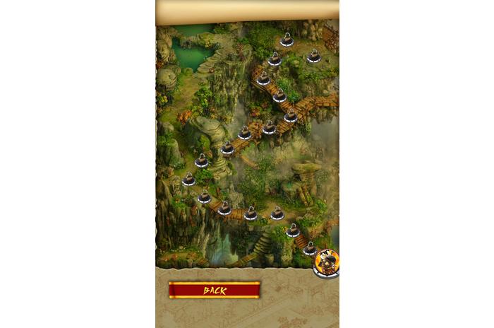 Ninja Panda Run-Ninja eksamen
