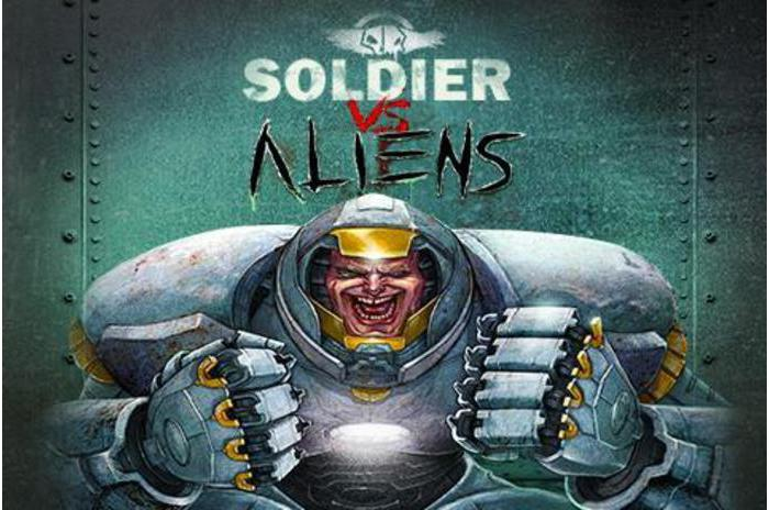 Soldier vs Aliens