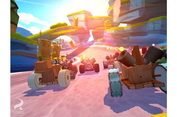 Angry Birds Go!