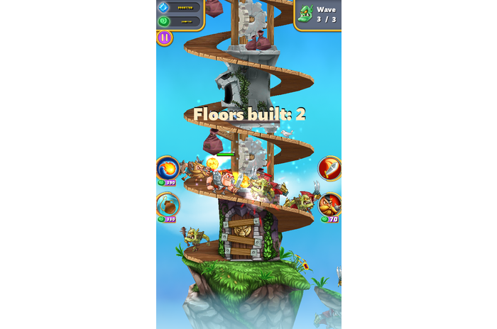 Knights torre