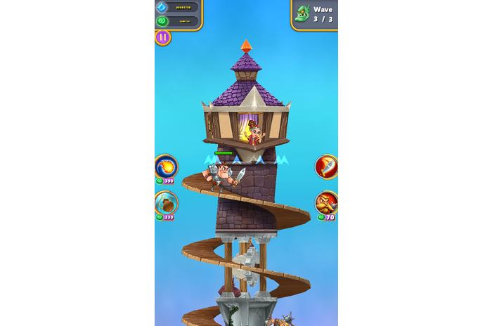 Caballeros torre