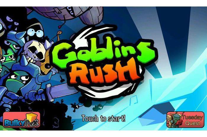 Gobliny rush
