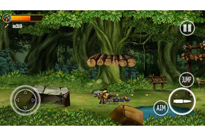 Soldati Rambo 2 - Guerra Foresta