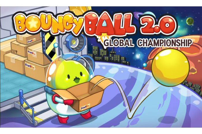 Bouncy Ball 2.0 Championship