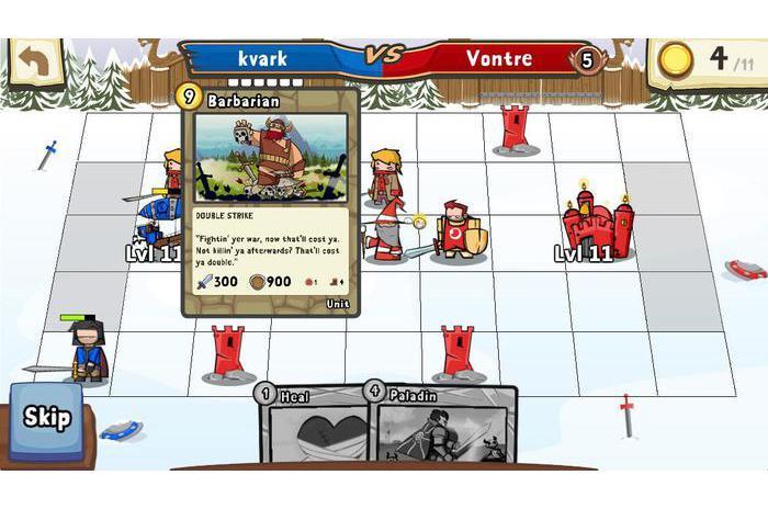 Cartes et Châteaux