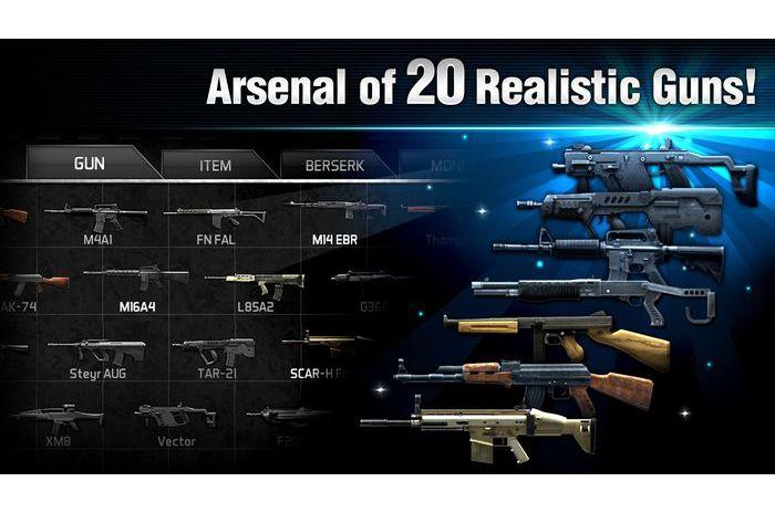 GUN ZOMBIE 2: RELOADED