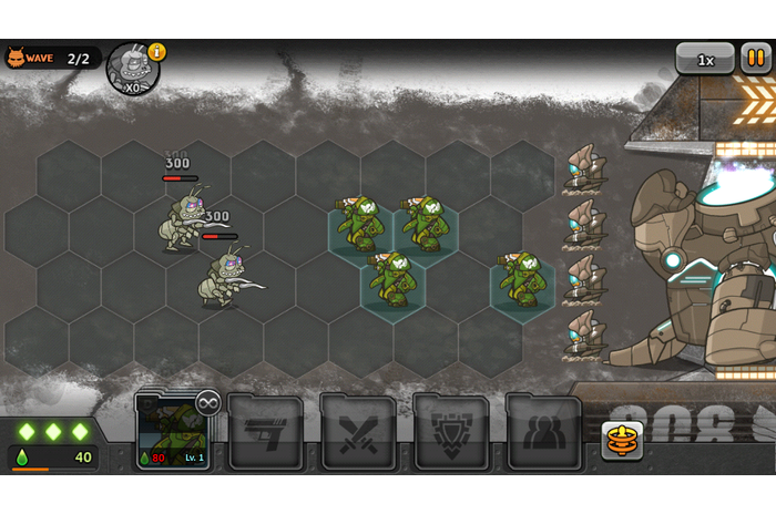 Bugmon отбраната