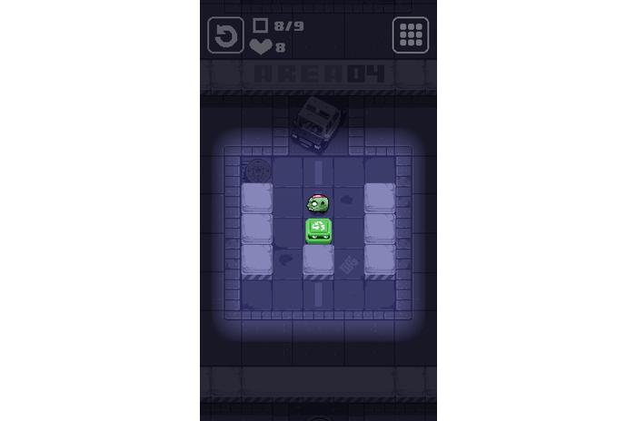 Zombie Maze: salvataggio del cucciolo