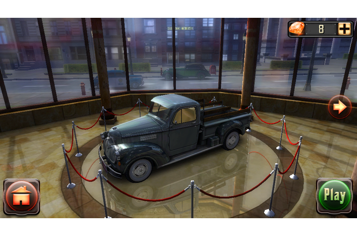 Mafia - O Omerta motorista