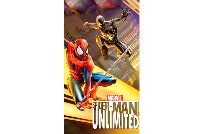 Spider-Man Unlimited (Ultimate Spider-Man)
