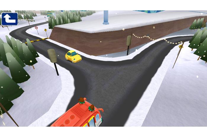 Dr. Panda buss til jul