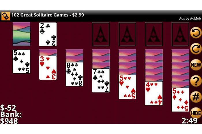 Besplatno Solitaire Pack (Besplatno Solitaire Collection)
