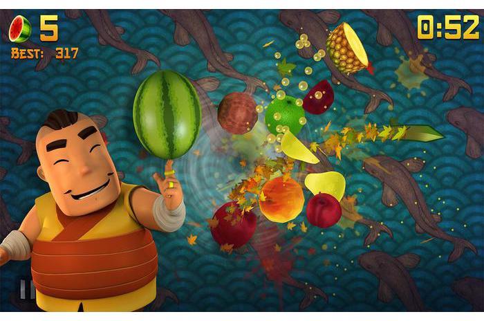 นินจาผลไม้