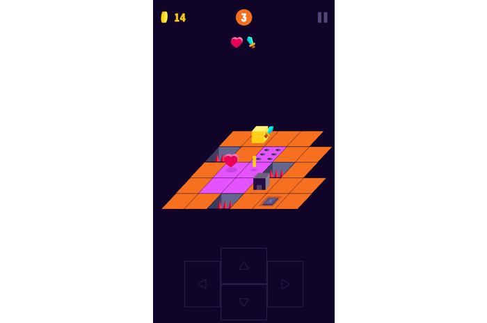 Crossy Maze